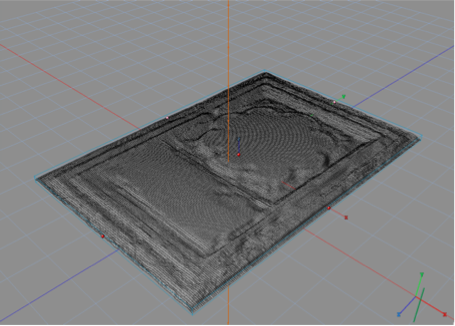 mouh tombstone 3d