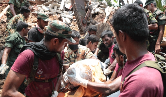 Meethotamulla death toll rises to 20 (Update)