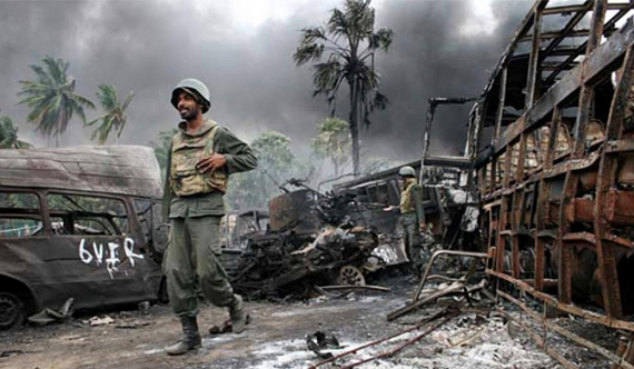 Sri Lanka's internal war cost US$ 200 billion