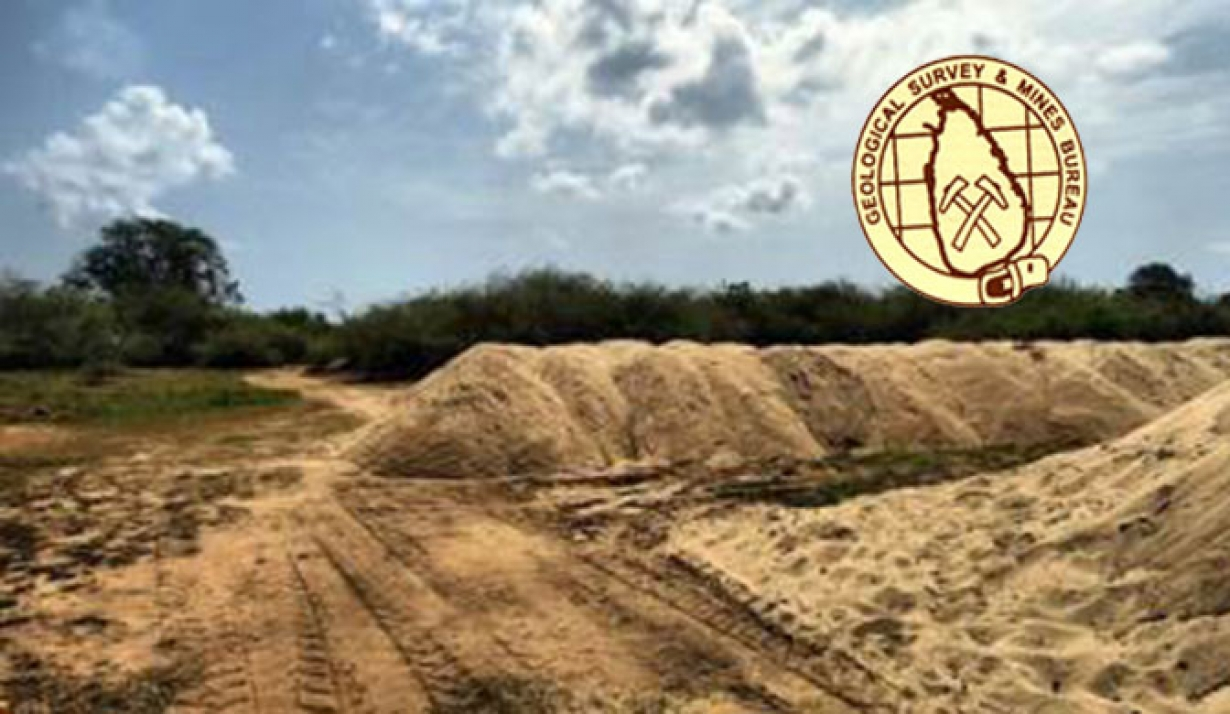 Threats to geological survey dg for opposing politicians sand mining racket - Geological survey and mines bureau ...