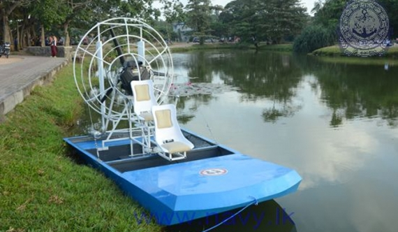 Navy builds Airboat (Pics)