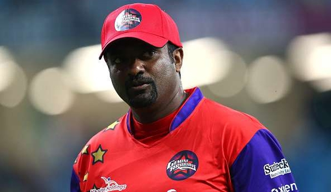SL players not capable enough to play in IPL - Murali