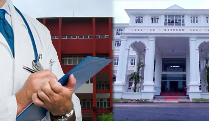 SAITM proposed to be semi-govt., NFTH as state hospital