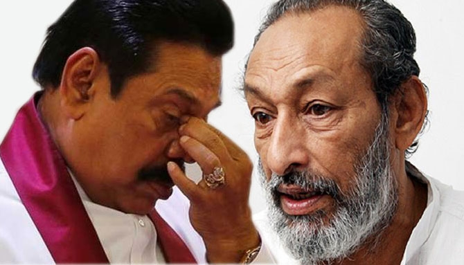 Mahinda-Vasu disagree on whom to attack