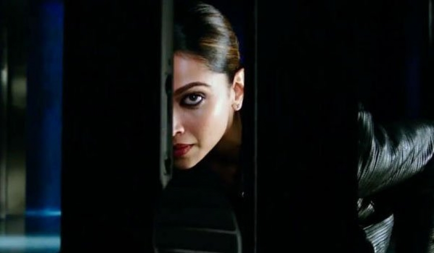 Deepika looks lethal in new xXx trailer