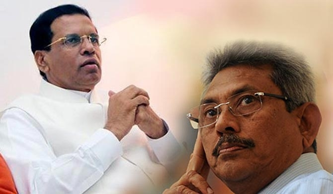 Maithri to be told to name Gota as PM candidate!