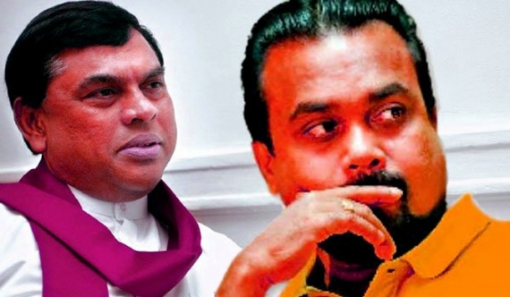 Basil behind Wimal's imprisonment?