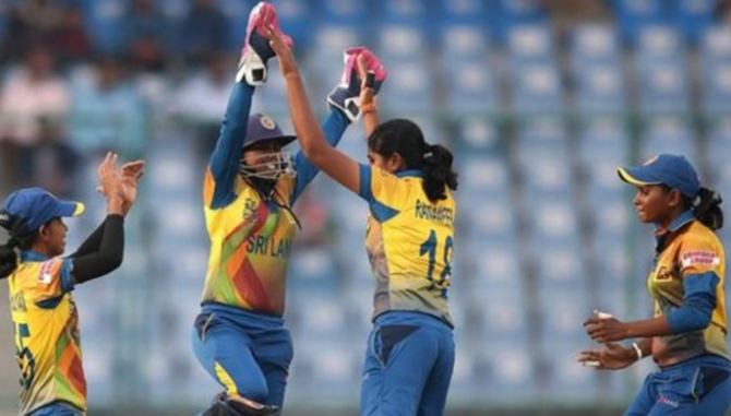 Pakistan, SL earn last 2 places in ICC Women's World Cup