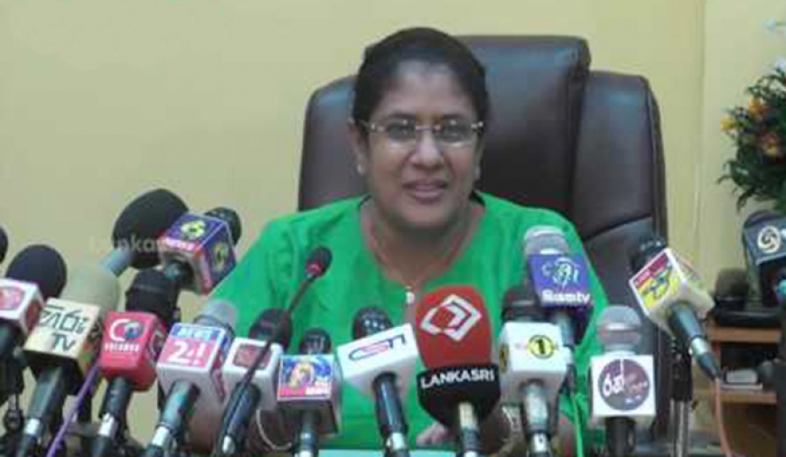 Thalatha says ready to face any punishment if proven guilty
