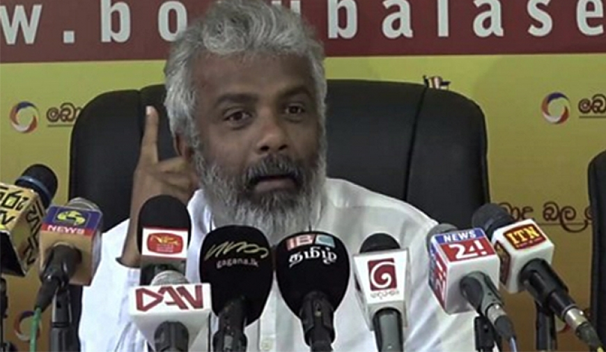 Group involved with Mahinda attacked Muslims - BBS