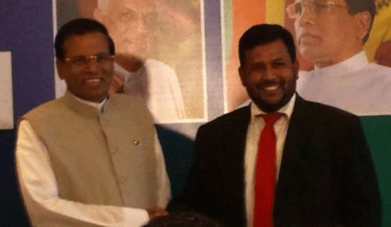 Risath Bathiudeen to resign!