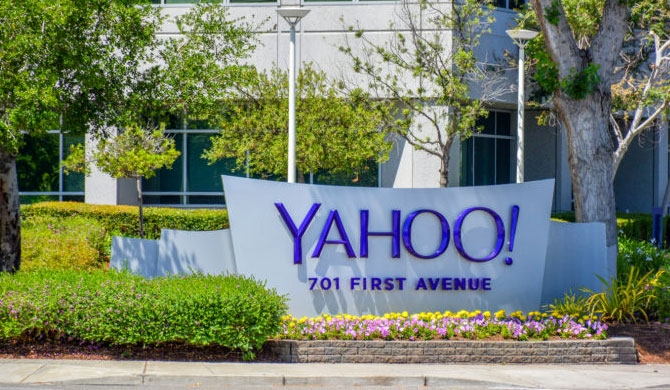 Yahoo changes