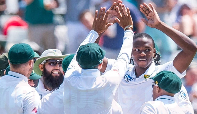 South Africa top ODI rankings