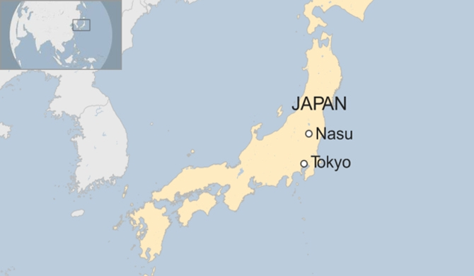 6 school children feared dead in Japanese avalanche