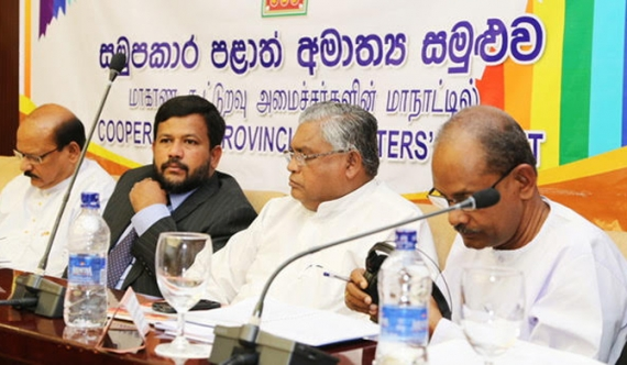 ILO backs Sri Lanka's National Co-op policy