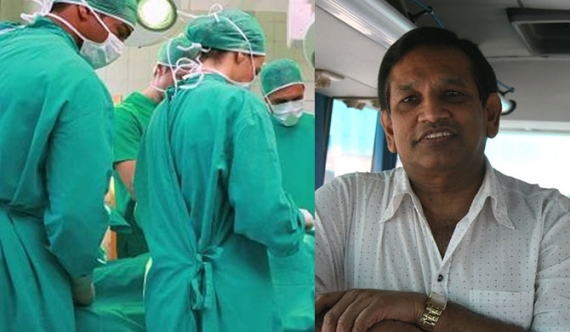 First heart transplant in Sri Lanka, a success