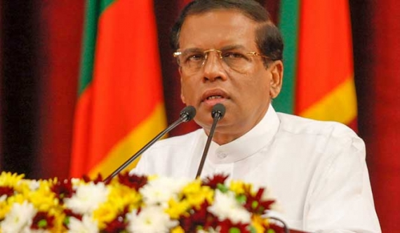 Maithri reveals his very first use of executive powers (video)