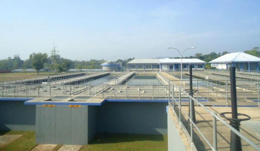 Kalu Ganga water supply project underway