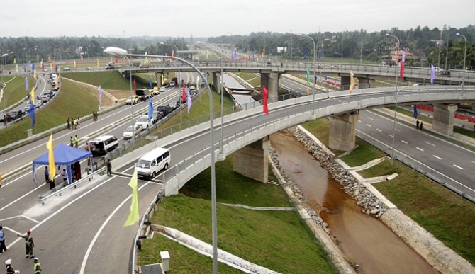 New company to maintain expressways