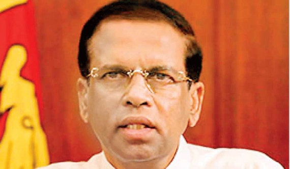 The political hypocrisy of President Maithripala Sirisena: Muslim IDPs tossed out