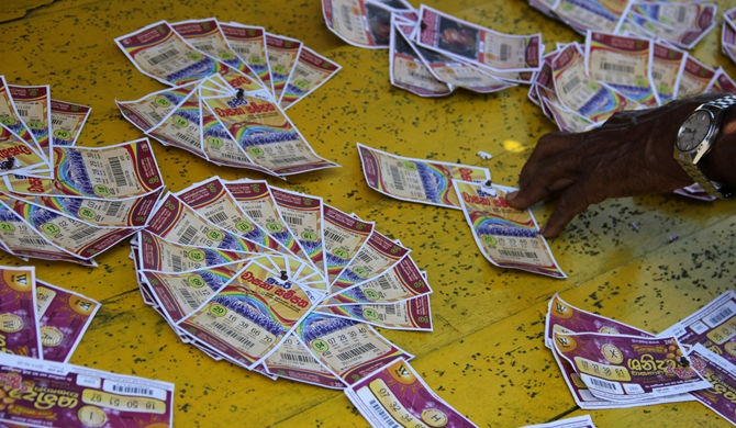 Govt. won't increase lottery prices