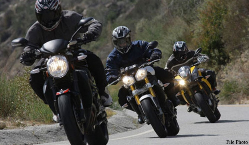 Motorcyclists call to reconsider minimum fine