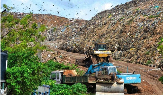 ECT blames state agencies over waste dump collapse