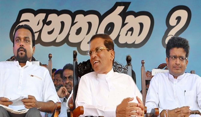 Wimal, Gammanpila ready to form a government with Maithri
