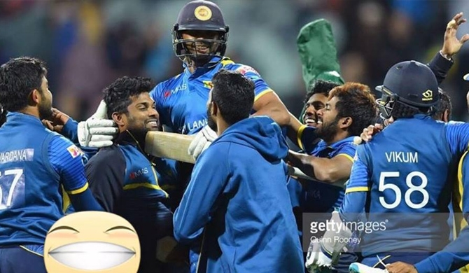 Gunaratne 84* caps stunning series win for SL