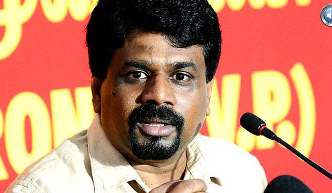 Attempts to prevent House debate - JVP