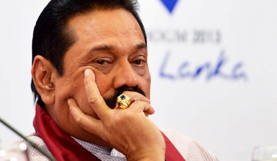 Actual reason for Mahinda's S'pore visit revealed?
