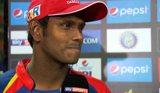 Mathews return to Delhi Daredevils