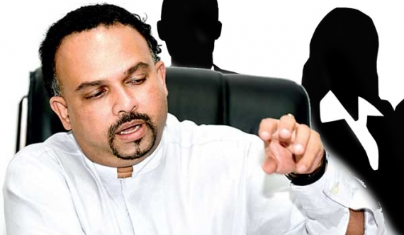 Navin Dissanayake follows Rajapaksas' footsteps!