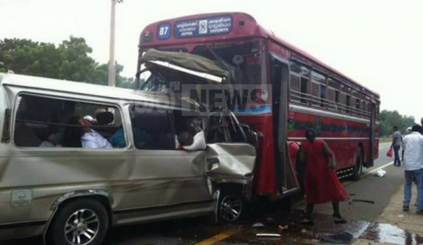 Cause of Jaffna accident revealed
