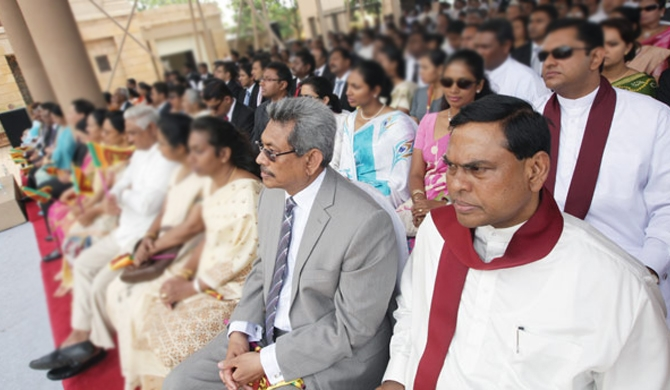 Rajapaksas will have to renounce US citizenship?