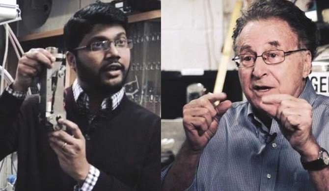Team including Lankan invents metallic hydrogen (video)
