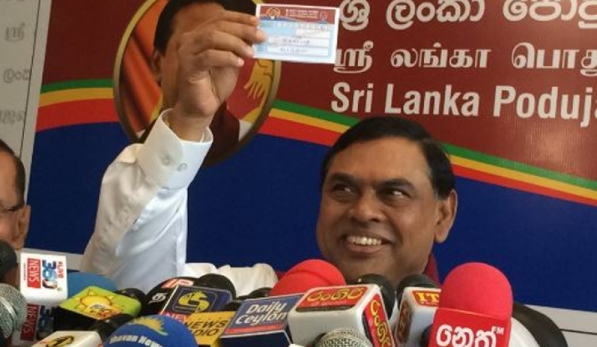 Sri Lanka Podujana Peramuna holds maiden press briefing