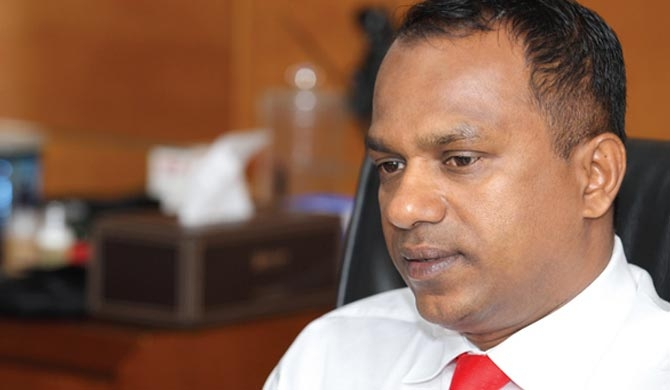 Nimal Perera parts ways with Dhammika
