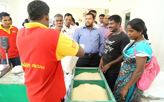 Sri Lanka to import 10,000 tonnes of rice soon