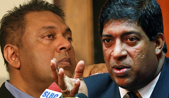 Finance Ministry to Mangala- Foreign Affairs to Ravi!