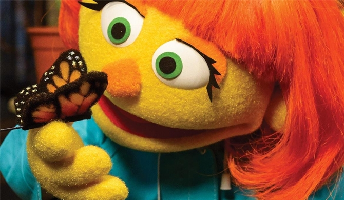 Sesame Street to welcome first autistic muppet (video)