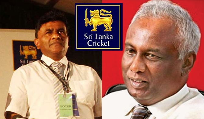 Jayantha, Mathivanan, 2 others to resign