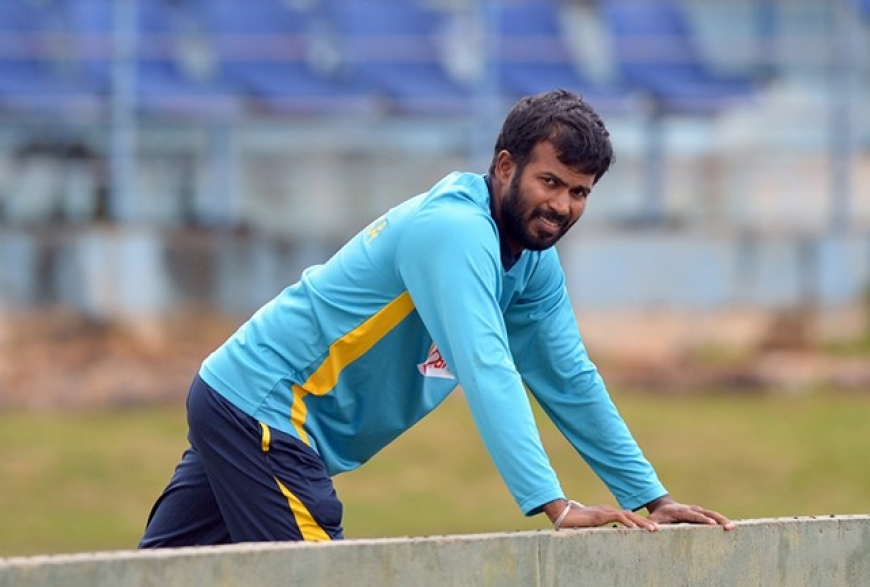 Non-contract player - Tharanga to lead team