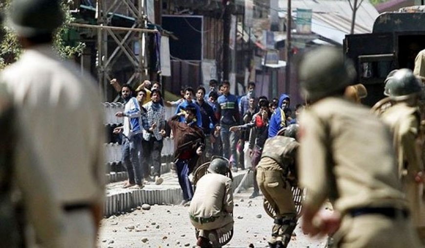 Kashmir under Modi slipping into chaos