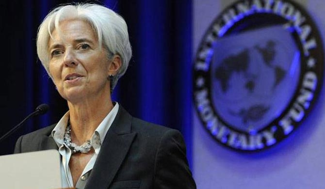 IMF chief to visit as state plans to sell its assets