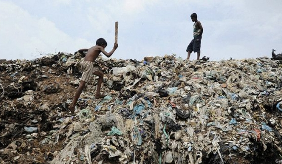 SL has 5th worst pollution due to plastic, polythene