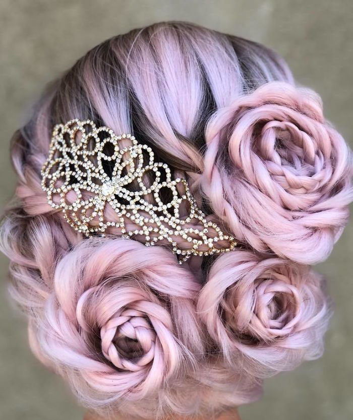absolutely amazing rose braids alison valsamis12