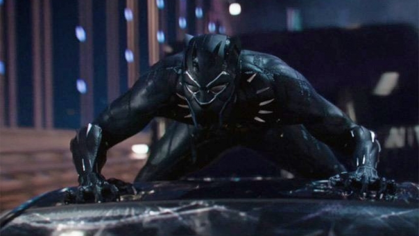 black panther trailer