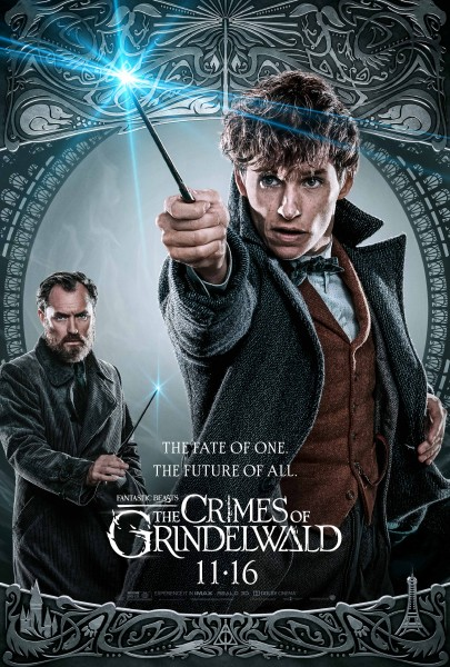 fantastic beasts the crimes of grindelwald newt 405x600