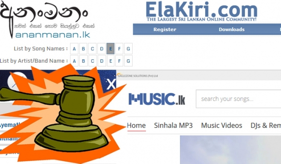 Singers to take 3 music websites to courts!